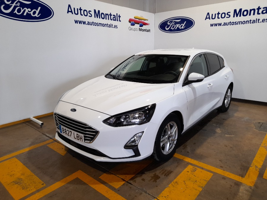 FORD Focus Blanco Gasolina Manual Berlina 5 puertas 2019