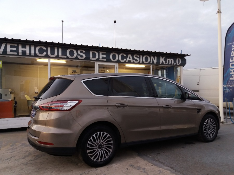 FORD S-MAX Beige Diesel Automático Monovolúmen 5 puertas 2018