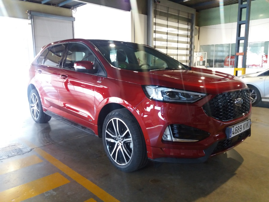 FORD Edge Granate Diesel Automático 4x4 SUV 5 puertas 2019