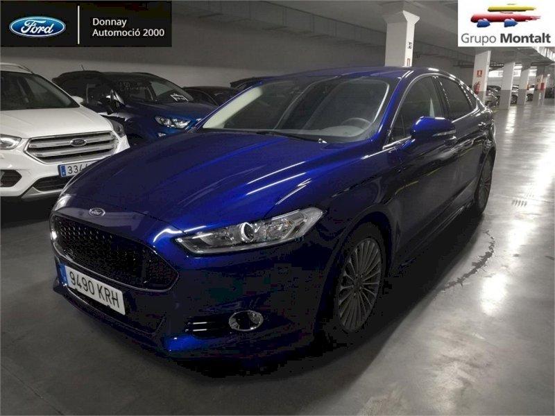 FORD Mondeo Azul Diesel Automático Berlina 5 puertas 2018