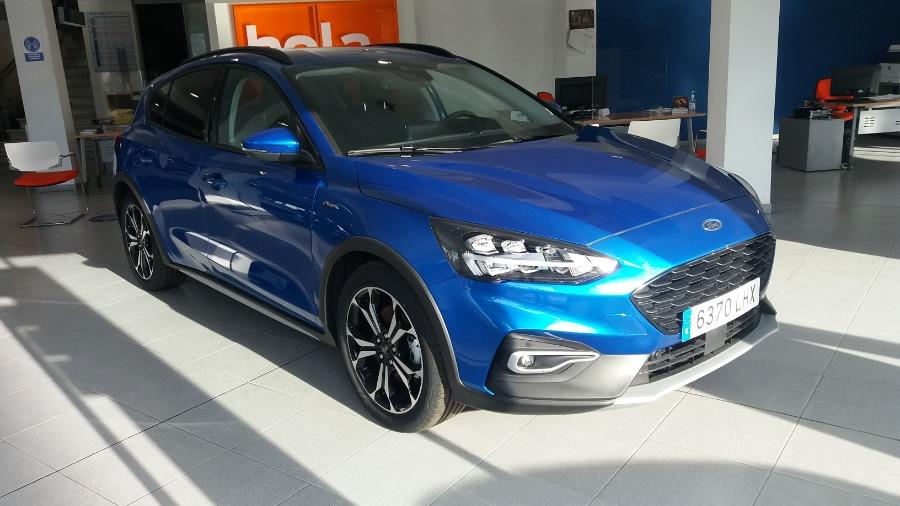 FORD Focus Azul Gasolina Manual Berlina 5 puertas 2020