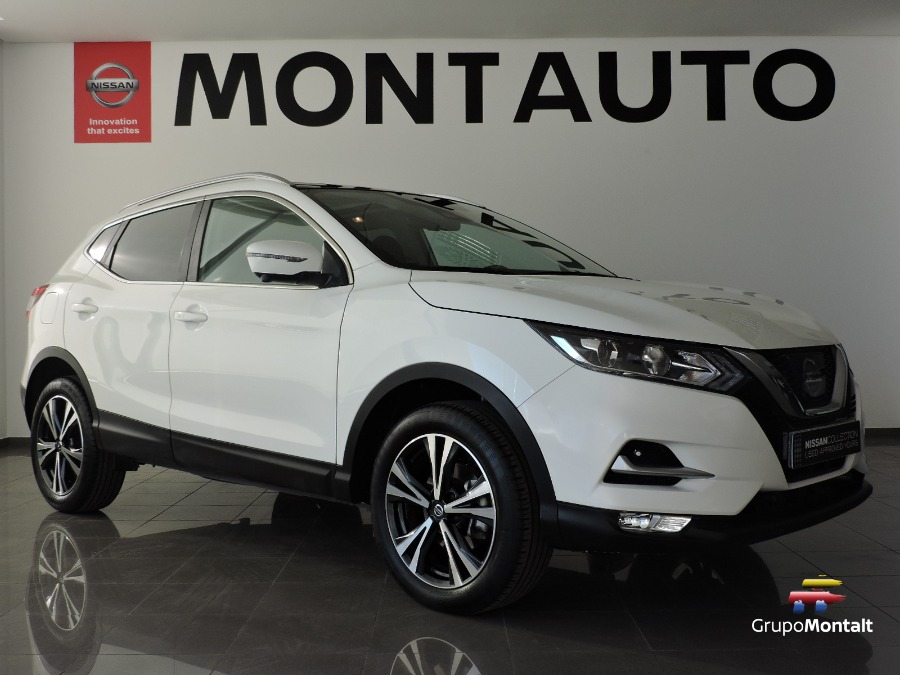 NISSAN QASHQAI Blanco Gasolina Manual Berlina 5 puertas 2018