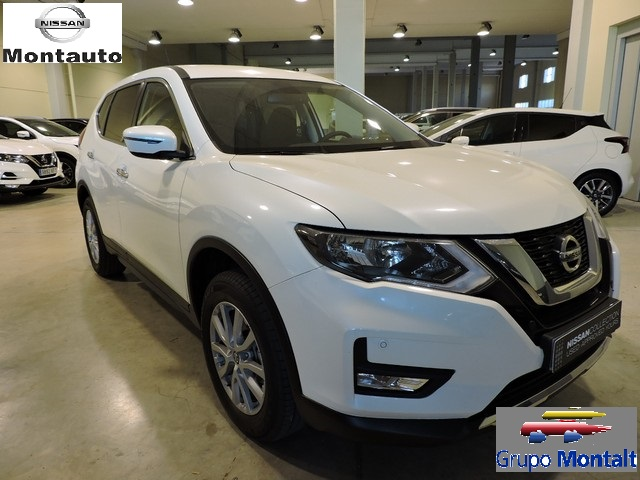 NISSAN X-TRAIL Blanco Gasolina Automático 4x4 SUV 5 puertas 2019