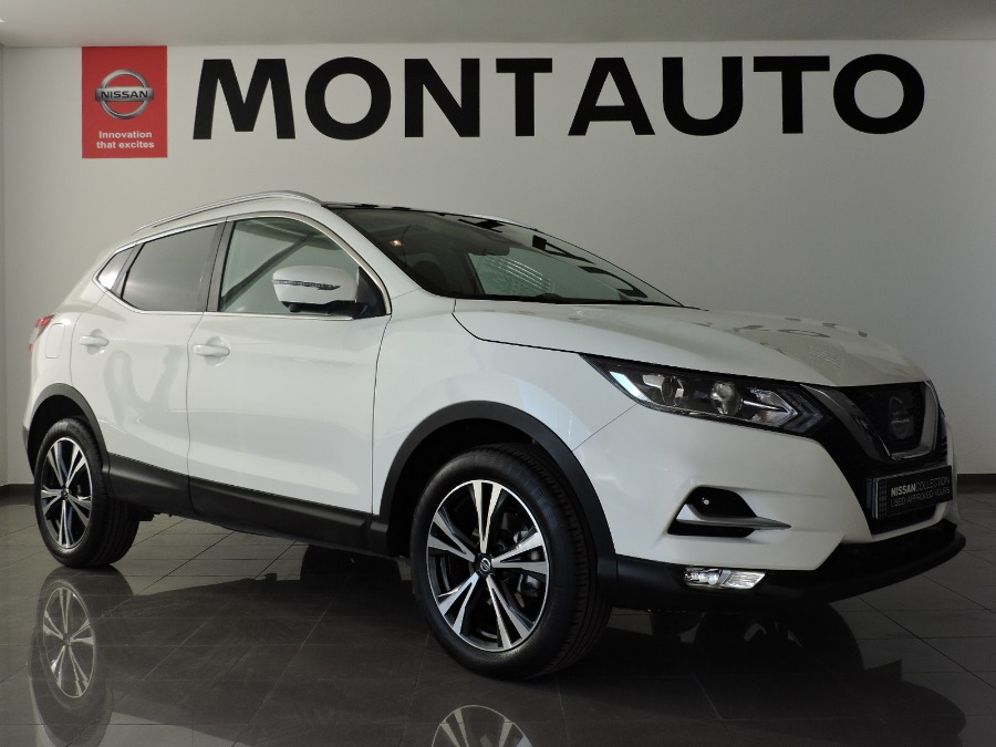 NISSAN QASHQAI Blanco Gasolina Manual Berlina 5 puertas 2019