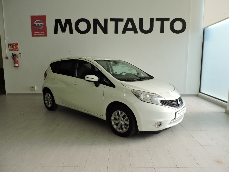 NISSAN NOTE Blanco Diesel Manual Berlina 5 puertas 2017