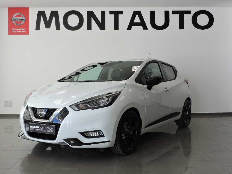 NISSAN Micra Blanco Gasolina Manual Berlina 5 puertas 2018