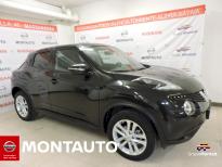 NISSAN JUKE Negro Gasolina Automático 4x4 SUV 5 puertas 2018