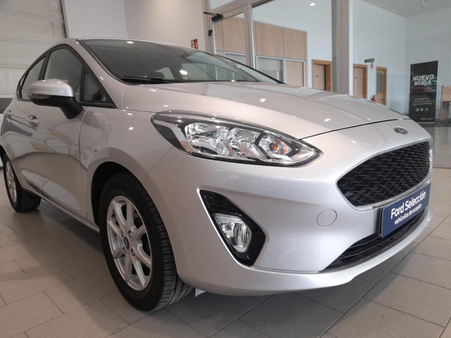 FORD Fiesta Gris / Plata Gasolina Manual Berlina 5 puertas 2018