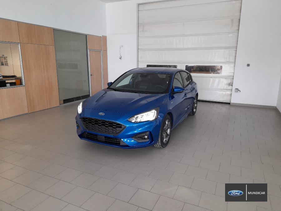FORD Focus Azul Diesel Manual Berlina 5 puertas 2021