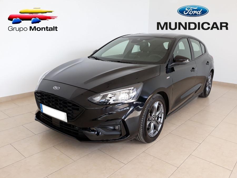 FORD Focus Negro Gasolina Automático Berlina 5 puertas 2019