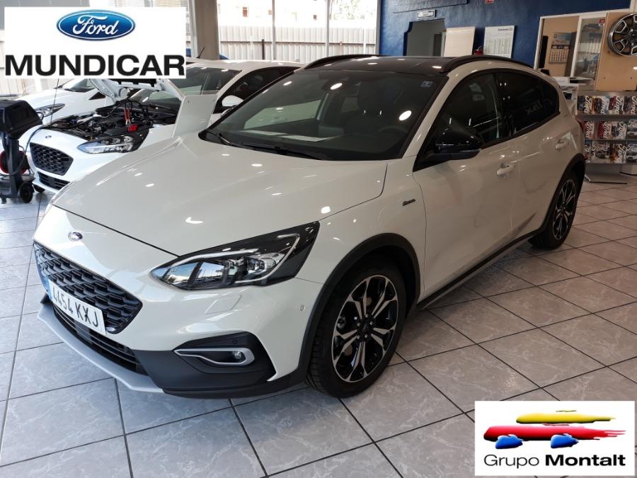 FORD Focus Blanco Gasolina Automático Berlina 5 puertas 2019