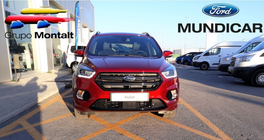 FORD Kuga Granate Gasolina Manual 4x4 SUV 5 puertas 2019