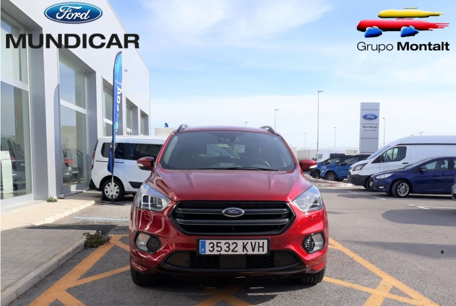 FORD Kuga Granate Diesel Automático 4x4 SUV 5 puertas 2019