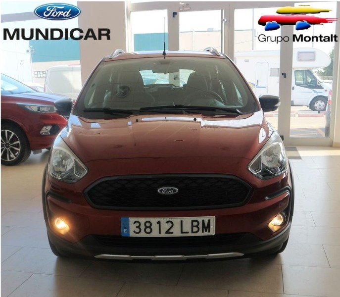 FORD Ka+ Granate Gasolina Manual Berlina 5 puertas 2018