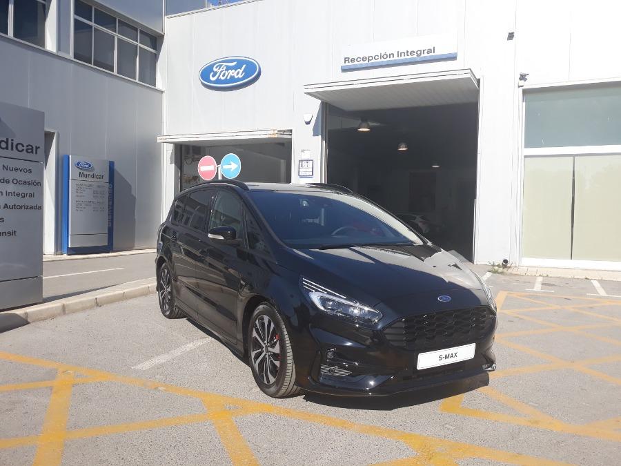 FORD S-MAX Negro Diesel Automático Monovolúmen 5 puertas 2020