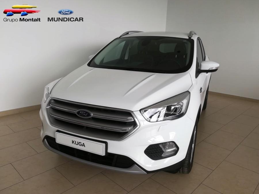 FORD Kuga Blanco Diesel Manual 4x4 SUV 5 puertas 2019