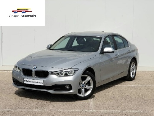 BMW Serie 3 Gris / Plata Diesel Manual Berlina 4 puertas 2016