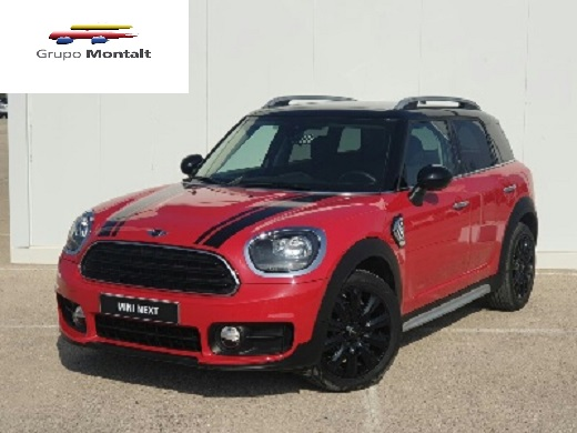 MINI Countryman Rojo Diesel Manual Berlina 5 puertas 2017