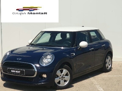 MINI MINI Azul Diesel Manual Berlina 5 puertas 2015