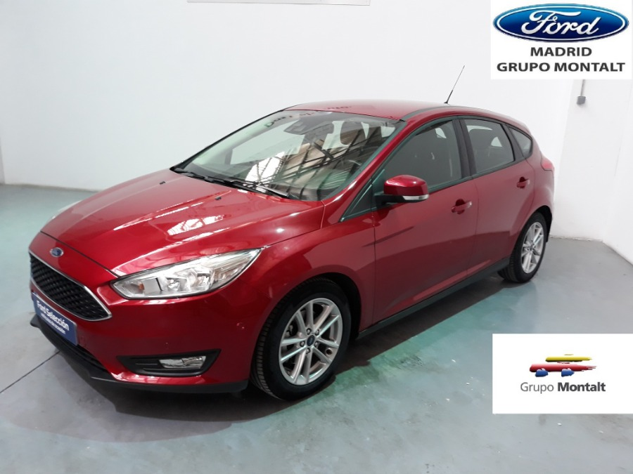 FORD Focus Granate Gasolina Manual Berlina 5 puertas 2015