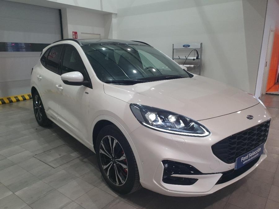 FORD Kuga Blanco Eléctrico / Híbrido Automático 4x4 SUV 5 puertas 2020