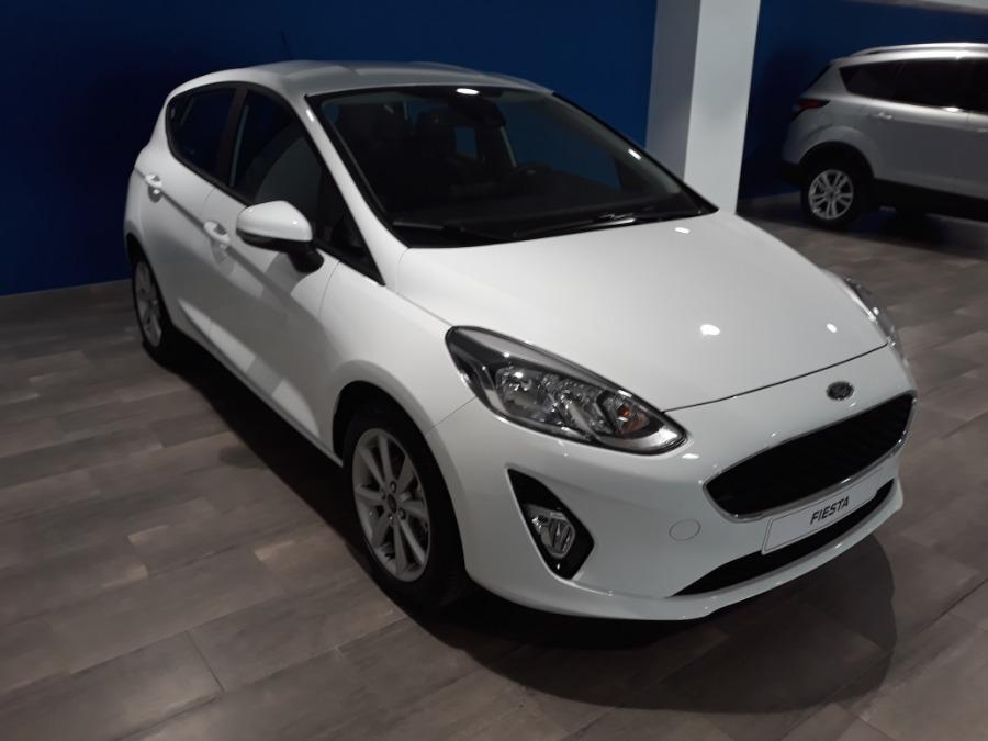 FORD Fiesta Blanco Gasolina Manual Berlina 5 puertas 2019