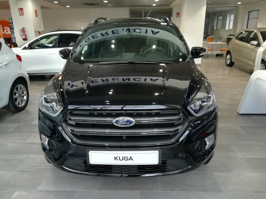 FORD Kuga Negro Gasolina Manual 4x4 SUV 5 puertas 2019