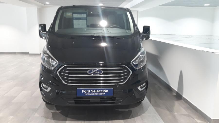 FORD Tourneo Custom Negro Diesel Manual Monovolúmen 5 puertas 2019