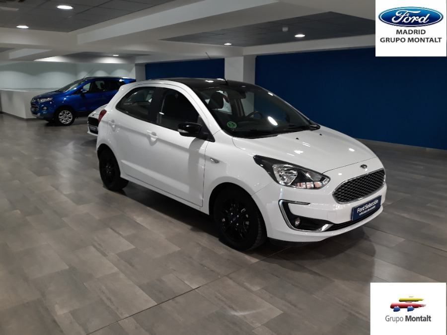 FORD Ka+ Blanco Diesel Manual Berlina 5 puertas 2018