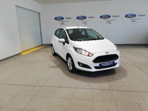 FORD Fiesta Blanco Gasolina Manual Berlina 5 puertas 2016