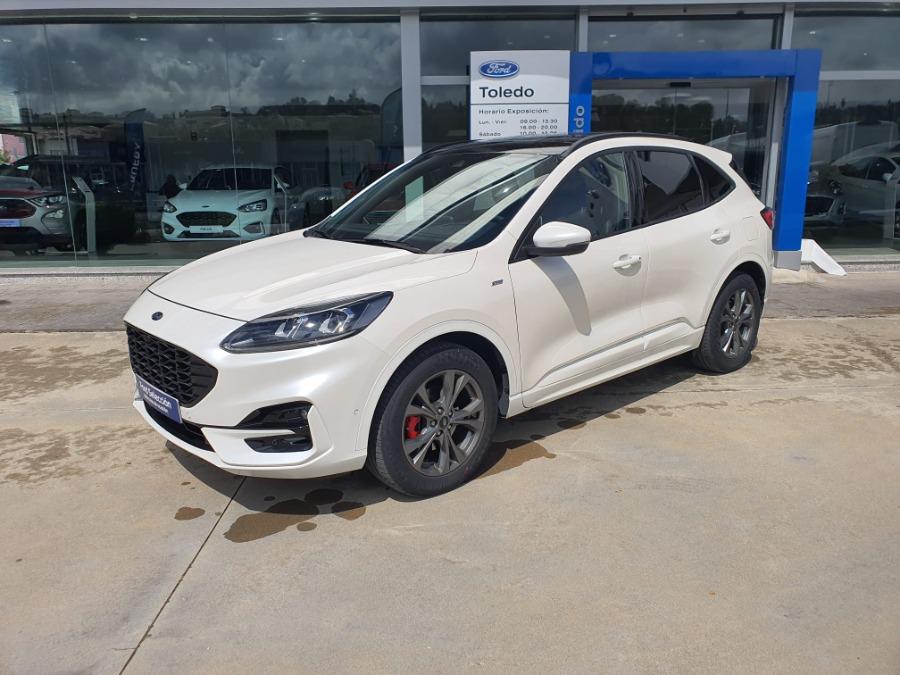 FORD Kuga Blanco Diesel Automático 4x4 SUV 5 puertas 2020