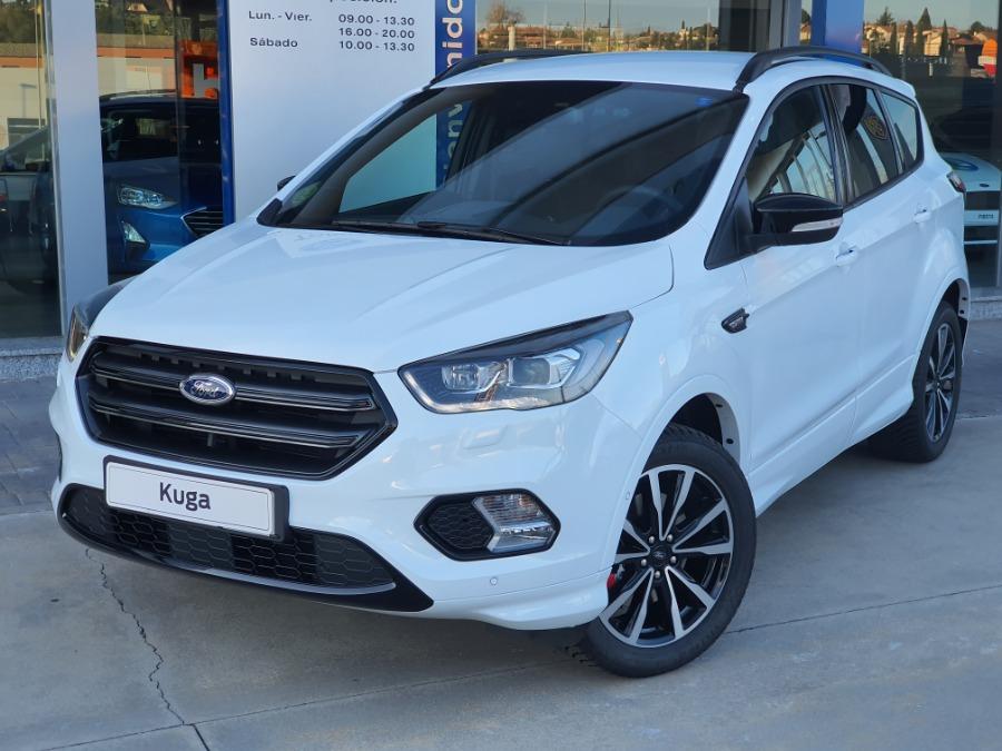 FORD Kuga Blanco Gasolina Manual 4x4 SUV 5 puertas 2019