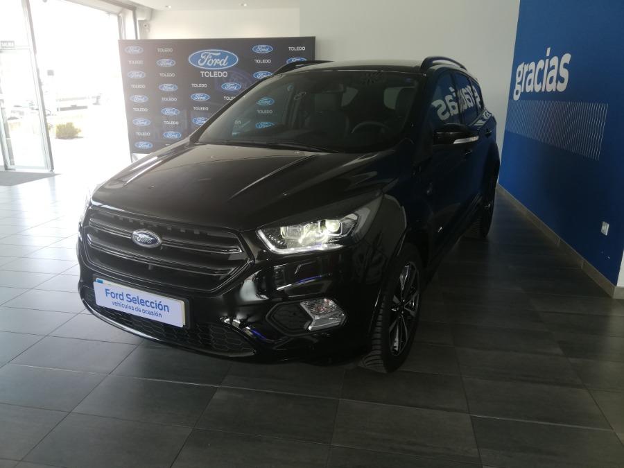 FORD Kuga Negro Gasolina Automático 4x4 SUV 5 puertas 2018