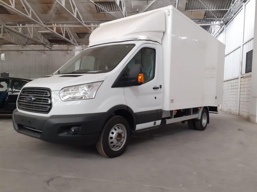 FORD Transit Blanco Diesel Manual Industriales 2 puertas 2020