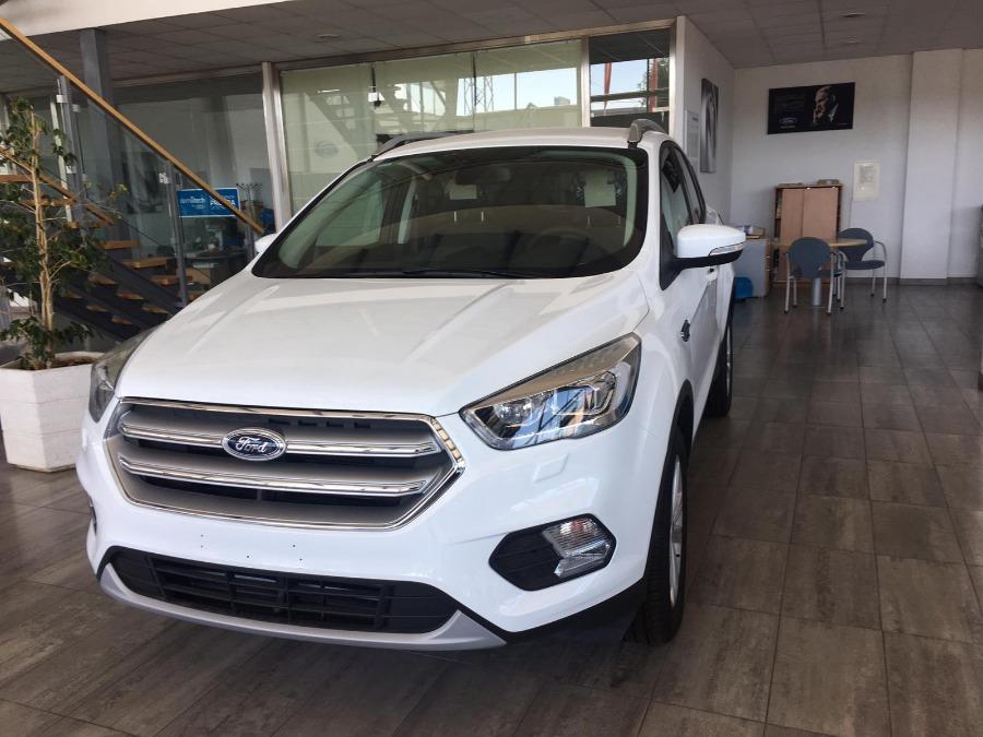 FORD Kuga Blanco Diesel Manual 4x4 SUV 5 puertas 2018