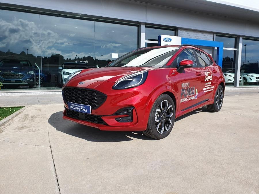 FORD Puma Rojo Eléctrico / Híbrido Manual 4x4 SUV 5 puertas 2020
