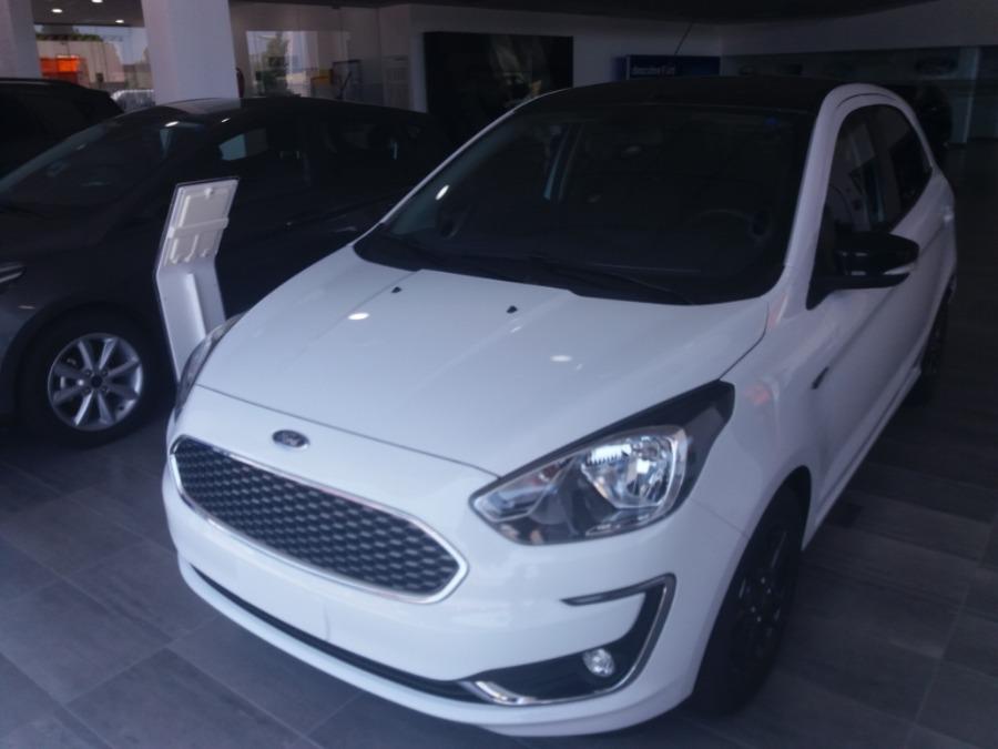 FORD Ka+ Blanco Gasolina Manual Berlina 5 puertas 2019