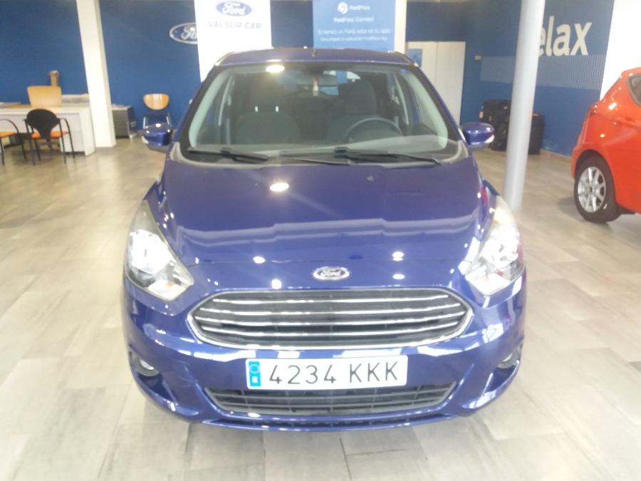 FORD Ka+ Azul Gasolina Manual Berlina 5 puertas 2018