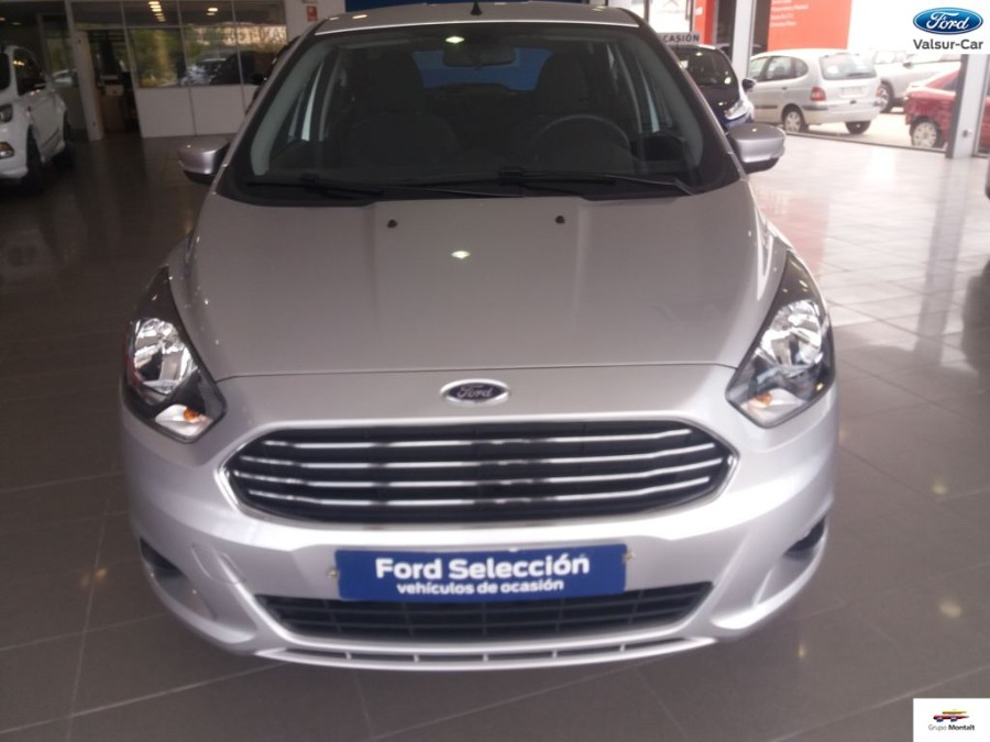 FORD Ka+ Gris / Plata Gasolina Manual Berlina 5 puertas 2018