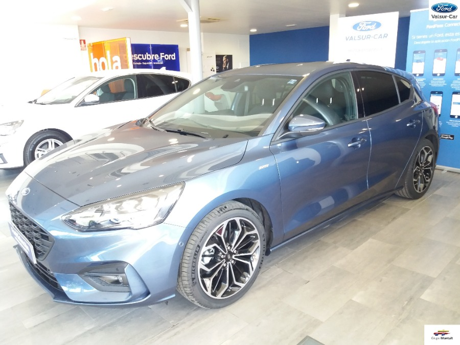 FORD Focus Azul Gasolina Manual Berlina 5 puertas 2020