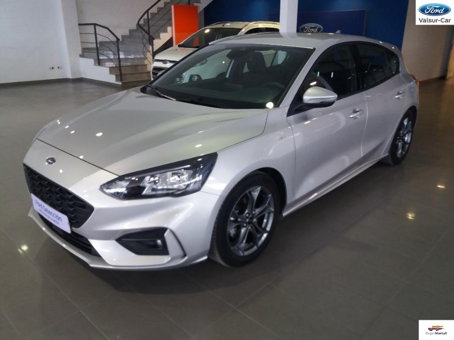 FORD Focus Gris / Plata Gasolina Automático Berlina 5 puertas 2019