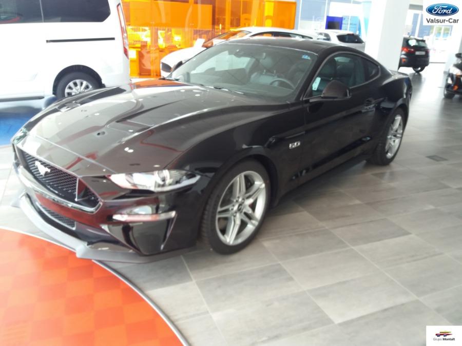 FORD Mustang Negro Gasolina Automático Coupe 2 puertas 2019