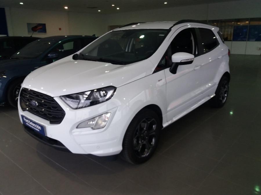 FORD EcoSport Blanco Gasolina Manual 4x4 SUV 5 puertas 2020