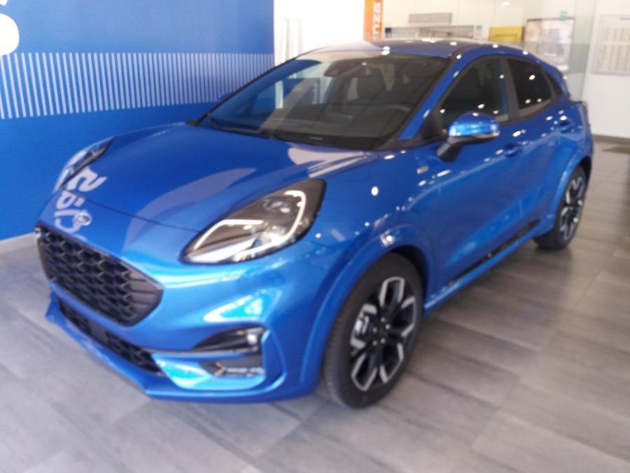 FORD Puma Azul Eléctrico / Híbrido Manual 4x4 SUV 5 puertas 2020