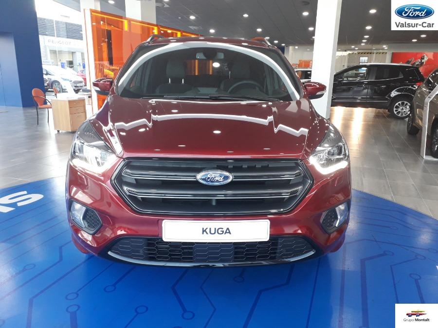 FORD Kuga Rojo Diesel Manual 4x4 SUV 5 puertas 2019