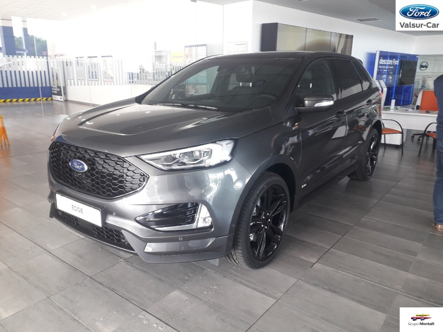 FORD Edge Gris / Plata Diesel Automático 4x4 SUV 5 puertas 2019