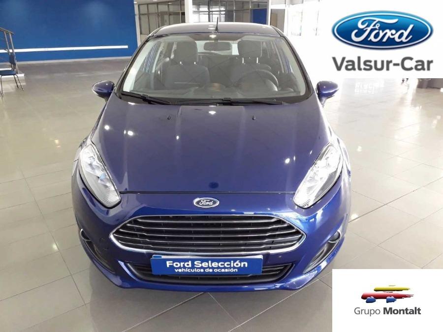 FORD Fiesta Azul Gasolina Manual Berlina 5 puertas 2016