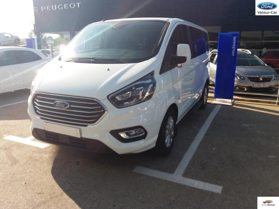 FORD Tourneo Custom Blanco Diesel Manual Monovolúmen 5 puertas 2019