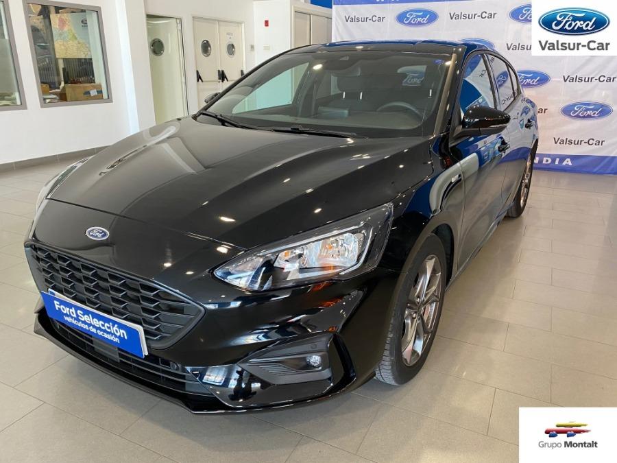 FORD Focus Negro Diesel Manual Berlina 5 puertas 2018
