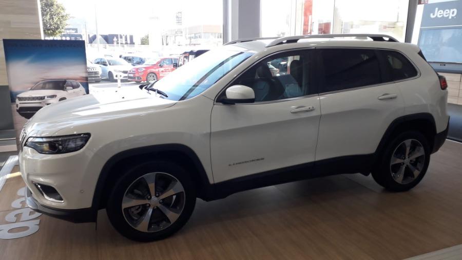 JEEP Cherokee Blanco Diesel Automático 4x4 SUV 5 puertas 2019